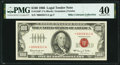Small Size:Legal Tender Notes, Fr. 1550* $100 1966 Legal Tender Note. PMG Extremely Fine 40.. ...