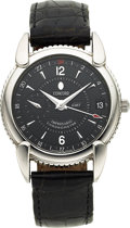 Timepieces:Wristwatch, Concord, Impresario Automatic Chronometer, Ref. 14.G6.220. ...