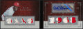 """Baseball Cards:Singles (1970-Now), 2009 Topps Sterling """"Sterling Seasons"""" Autograph Relic Booklet Bob Gibson #SSA-3 - One of One!..."""