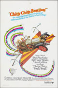 "Movie Posters:Fantasy, Chitty Chitty Bang Bang (United Artists, 1969). Folded, Very Fine-. One Sheet (27"" X 41""). Fantasy.. ..."