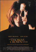 """Movie Posters:Crime, The Thomas Crown Affair & Other Lot (United Artists, 1999). Rolled, Overall: Very Fine-. One Sheets (2) (27"""" X 40"""") DS. Crim... (Total: 2 Items)"""