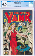 Golden Age (1938-1955):Superhero, Fighting Yank #23 (Nedor Publications, 1948) CGC VG+ 4.5 Off-white pages....