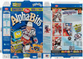 Autographs:Others, Wayne Gretzky Signed Cereal Box....