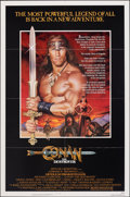 "Movie Posters:Action, Conan the Destroyer (Universal, 1984). Folded, Very Fine. One Sheet (27"" X 41""). Action.. ..."