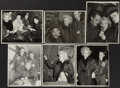 Baseball Collectibles:Photos, 1954 Joe DiMaggio & Marilyn Monroe USO Tour Assorted Photographs, Lot of 35....
