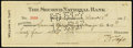 Miscellaneous:Other, William H. Taft Signed Check New Haven, CT- Second National Bank $24.00 Dec. 3, 1917 About Uncirculated.. ...