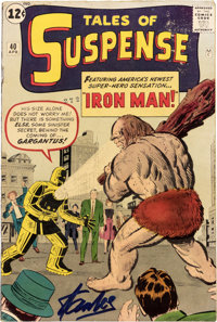 Tales of Suspense #40 (Marvel, 1963) Condition: GD/VG
