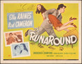 "Movie Posters:Comedy, The Runaround & Other Lot (Universal, 1946). Rolled, Fine/Very Fine. Half Sheets (2) (22"" X 28""). Comedy.. ... (Total: 2 Items)"