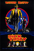 "Movie Posters:Action, Dick Tracy (Buena Vista, 1990). Rolled, Fine/Very Fine. One Sheet (27"" X 40""). Action.. ..."