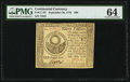 Colonial Notes:Continental Congress Issues, Continental Currency September 26, 1778 $30 PMG Choice Uncirculated 64.. ...
