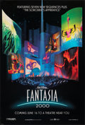 "Movie Posters:Animation, Fantasia 2000 & Other Lot (Buena Vista, 1999). Rolled, Very Fine-. One Sheets (2) (27"" X 40"" & 27"" X 41"") DS Advance. Animat... (Total: 2 Items)"