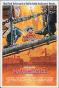 "Movie Posters:Animation, An American Tail (Universal, 1986). Rolled, Very Fine+. One Sheets (2) (27"" X 41"") SS, 2 Styles, Drew Struzan Artwork. Anima... (Total: 2 Items)"