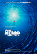 """Movie Posters:Animation, Finding Nemo & Other Lot (Disney, 2003). Rolled, Fine/Very Fine. One Sheets (2) (27"""" X 40"""") DS Advance. Animation.. ... (Total: 2 Items)"""