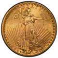 Saint-Gaudens Double Eagles, 1911-D $20 MS65 PCGS. PCGS Population: (2444/622 and 111/41+). NGC Census: (2184/595 and 81/22+). CDN: $2,610 Whsle. Bid fo...