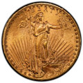 Saint-Gaudens Double Eagles, 1911-D $20 MS64 PCGS. PCGS Population: (4096/3061 and 156/154+). NGC Census: (3890/2778 and 49/103+). CDN: $2,215 Whsle. Bi...