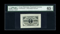 Fractional Currency:Third Issue, Fr. 1227SP 3c Third Issue PMG Gem Uncirculated 65 EPQ....
