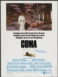 "Movie Posters:Science Fiction, Coma (MGM, 1978). Poster (30"" X 40""). Science Fiction...."