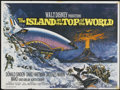 "Movie Posters:Adventure, The Island at the Top of the World (Buena Vista, 1974). BritishQuad (30"" X 40""). Adventure...."