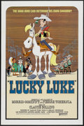 "Movie Posters:Animated, Lucky Luke (United Artists, 1972). International One Sheet (27"" X 41""). Animated...."