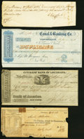 Obsoletes By State:Louisiana, New Orleans, LA- Canal & Banking Co. Check Duplicate $140 Jan. 20, 1871;. New Orleans, LA- Citizens' Bank of Louisiana C... (Total: 4 items)