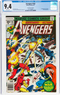 Bronze Age (1970-1979):Superhero, The Avengers #162 35-Cent Price Variant (Marvel, 1977) CGC NM 9.4 White pages....