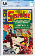 Silver Age (1956-1969):Superhero, Tales of Suspense #52 (Marvel, 1964) CGC VF/NM 9.0 White pages....