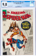 Silver Age (1956-1969):Superhero, The Amazing Spider-Man #34 (Marvel, 1966) CGC NM/MT 9.8 White pages....