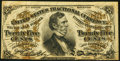 Fractional Currency:Third Issue, Fr. 1298 25¢ Third Issue Very Fine.. ...