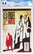 Modern Age (1980-Present):Superhero, Punisher Max #1 (Marvel, 2010) CGC NM+ 9.6 White pages....