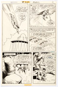 Original Comic Art, Curt Swan and Murphy Anderson Superman #251 Story Page 10 Original Art (DC, 1972)....