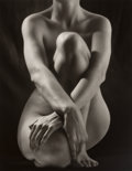 Photographs, Ruth Bernhard (American, 1905-2006). Classic Torso with Hands, 1952. Gelatin silver, printed later. 13-5/8 x 10-5/8 inch...
