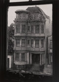 Photographs, Ruth Bernhard (American, 1905-2006). Victorian House, 1963. Gelatin silver, printed later. 13-5/8 x 9-7/8 inches (34.6 x...