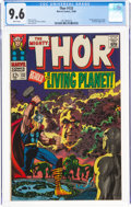 Silver Age (1956-1969):Superhero, Thor #133 (Marvel, 1966) CGC NM+ 9.6 White pages....