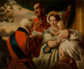 Paintings, After Franz Xaver Winterhalter. The First of May 1851. Oil on canvas . 25 x 30 inches (63.5 x 76.2 cm). ...