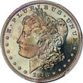 Patterns, 1878 P$1 Morgan Dollar, Judd-1551, Pollock-1728, High R.6, PR66+ Brown PCGS. CAC....