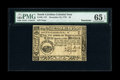 Colonial Notes:South Carolina, South Carolina December 23, 1776 $3 Remainder PMG Gem Uncirculated65 EPQ....