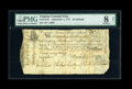 Colonial Notes:Virginia, Virginia September 1, 1775 20s PMG Very Good 08 Net....