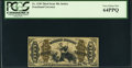 Fractional Currency:Third Issue, Fr. 1349 50¢ Third Issue Justice PCGS Very Choice New 64PPQ.. ...