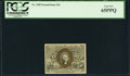 Fractional Currency:Second Issue, Fr. 1283 25¢ Second Issue PCGS Gem New 65PPQ.. ...