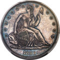 1838 P50C Seated Liberty Half Dollar, Judd-79 Original, Pollock-89, High R.7, PR63 PCGS....(PCGS# 11321)