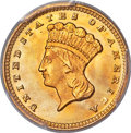 Gold Dollars: , This item is currently being reviewed by our catalogers and photographers. A written description will be available along with high resolution images soon.