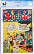 Silver Age (1956-1969):Humor, Archie Comics #82 (Archie, 1956) CGC FN 6.0 Off-white pages....