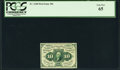 Fractional Currency:First Issue, Fr. 1240 10¢ First Issue PCGS Gem New 65.. ...