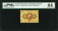Fractional Currency:First Issue, Fr. 1231 5¢ First Issue PMG Choice Uncirculated 64.. ...