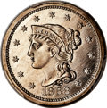 Patterns, 1868 10C Ten Cents, Judd-647, Pollock-720, Low R.6, PR67 Cameo PCGS. CAC....