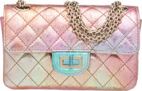 Chanel Limited Edition Quilted Aged Goat Skin Reissue Flap Bag with Gold Hardware Condition: 1</