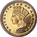 Proof Gold Dollars: , This item is currently being reviewed by our catalogers and photographers. A written description will be available along with high resolution images soon.