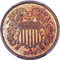 Proof Two Cent Pieces: , This item is currently being reviewed by our catalogers and photographers. A written description will be available along with high resolution images soon.