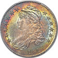 Bust Half Dollars, 1817 50C O-106, R.2, MS64+ PCGS. Ex: Simpson. In i...