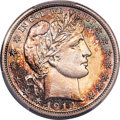 Proof Barber Half Dollars, 1914 50C PR66 PCGS. Ex: Simpson. No Cameo designat...